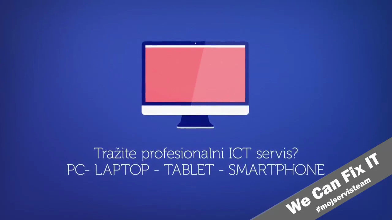 Laptop - PC - Smartphone - Tablet - servis